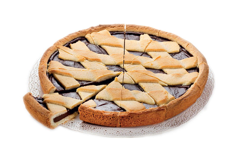 Crostata al Cioccolato 12 portions